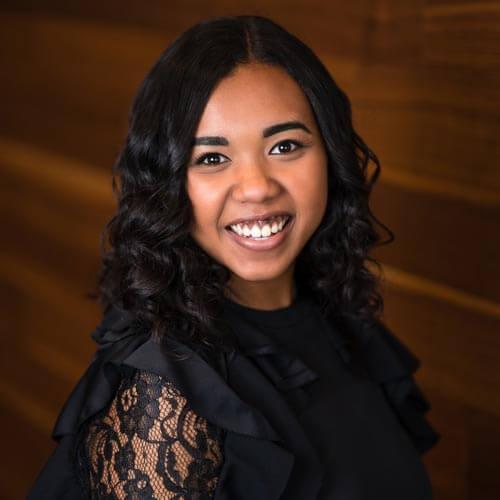 Kimberly Won - Marketing Assistant