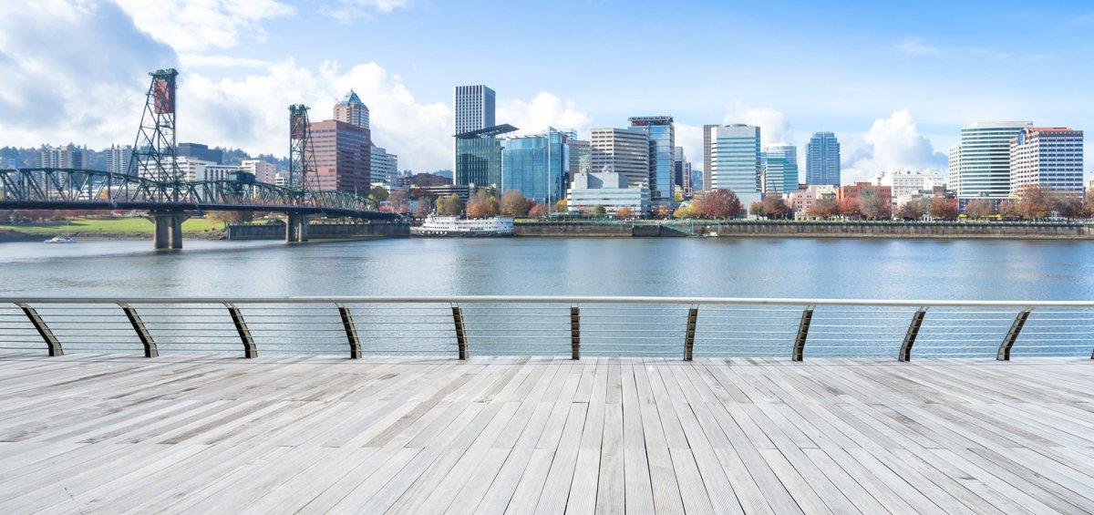 Portland, OR Skyline